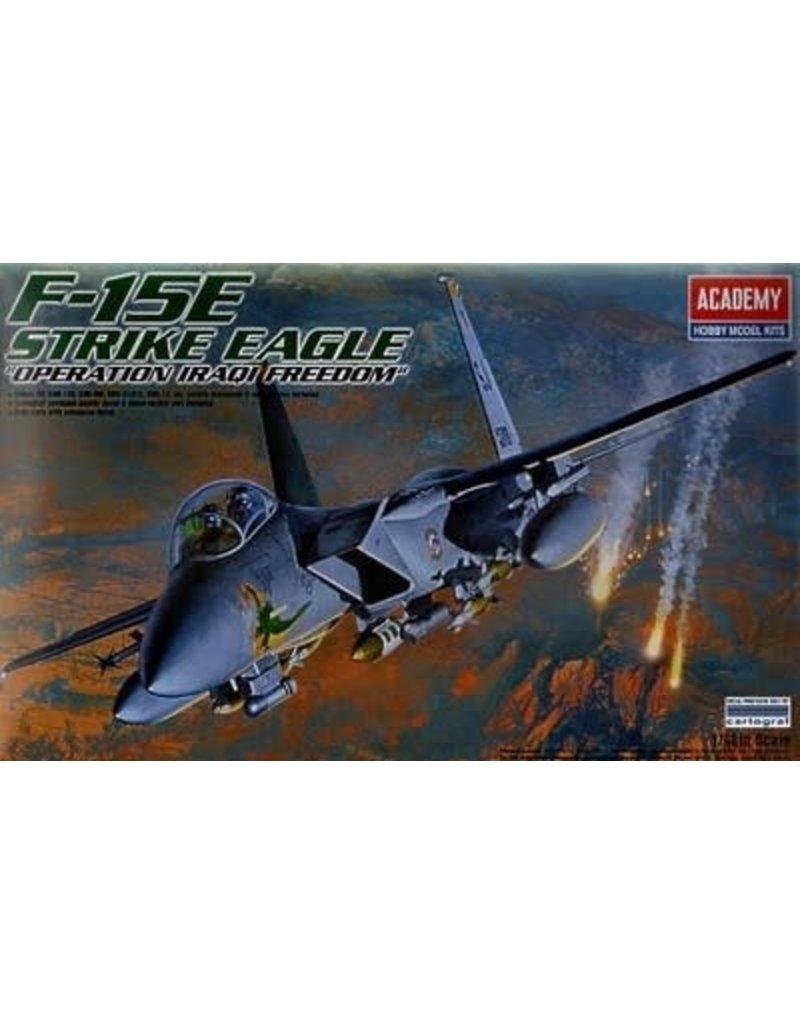 Academy 1/48 F15E STRIKE EAGLE OPRERATION