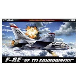 Academy 1/72 F8E VF1111 SUNDOWNERS