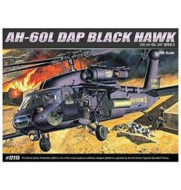 Academy HELI AH60L DAP BLACKHAWK 2217