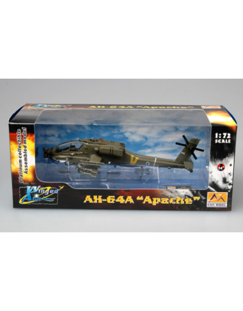Easy Model HELI APACHE AH64A STH CAROLINA