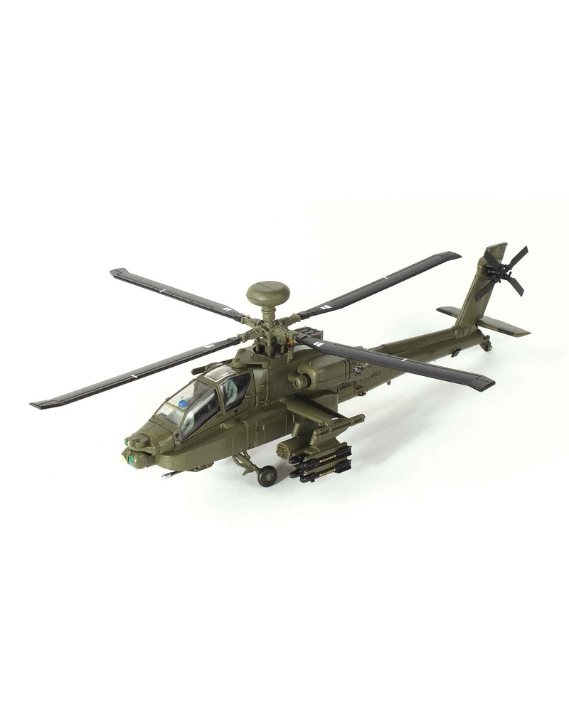 """Easy Model Easy Model 370278 1/72 AH-64 """"Apache"""" (US Army 1st Armored Div)"""