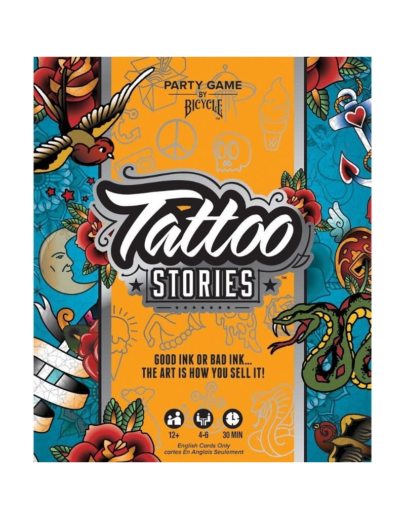 Bicycle Tattoo Stories