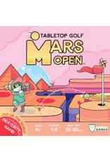 Bellwether Games Mars Open Tabletop Golf