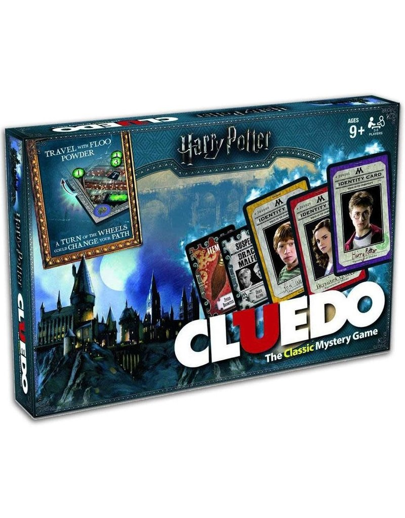 Winning  moves Cluedo - World of Harry Potter 2017 Edition