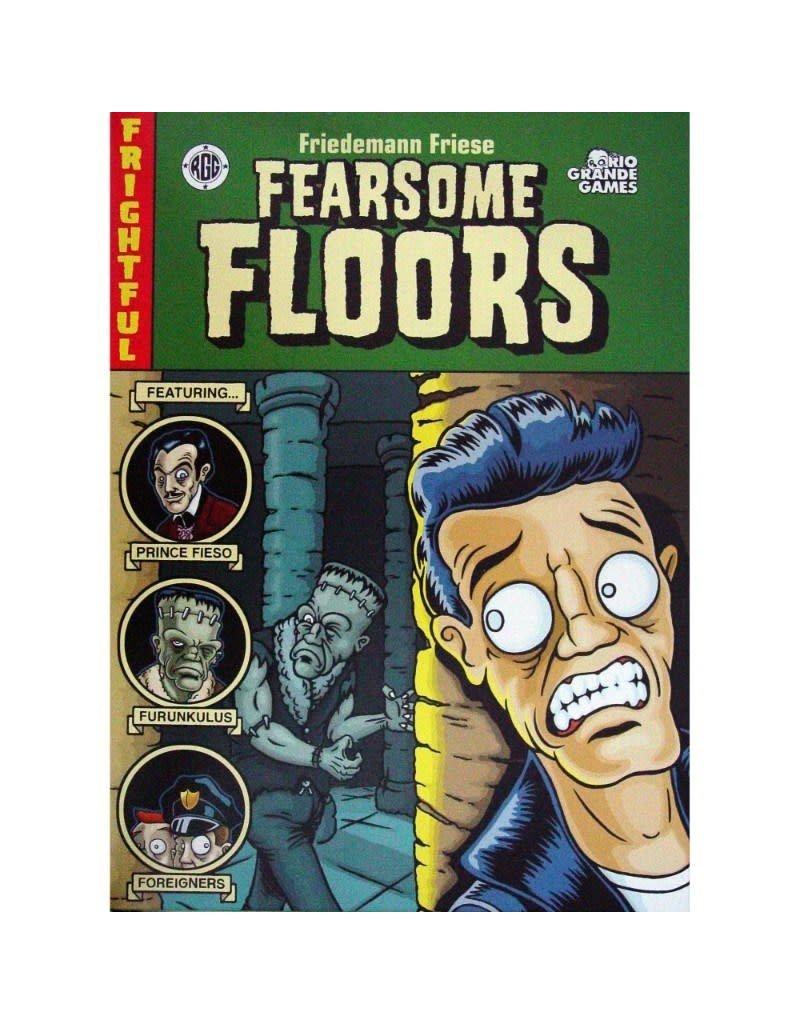 Rio Grande Games Fearsome Floors