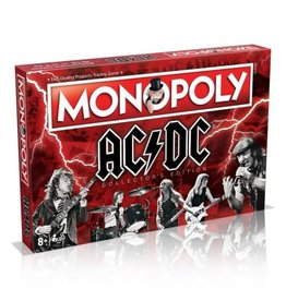 Winning  moves Monopoly - AC/DC Edition