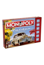 Winning  moves Monopoly - Holden Heritage