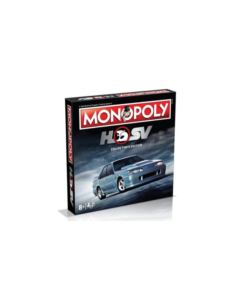 Winning  moves Monopoly - Holden HSV