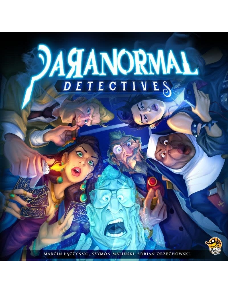 Luck Duck Games Paranormal Detectives