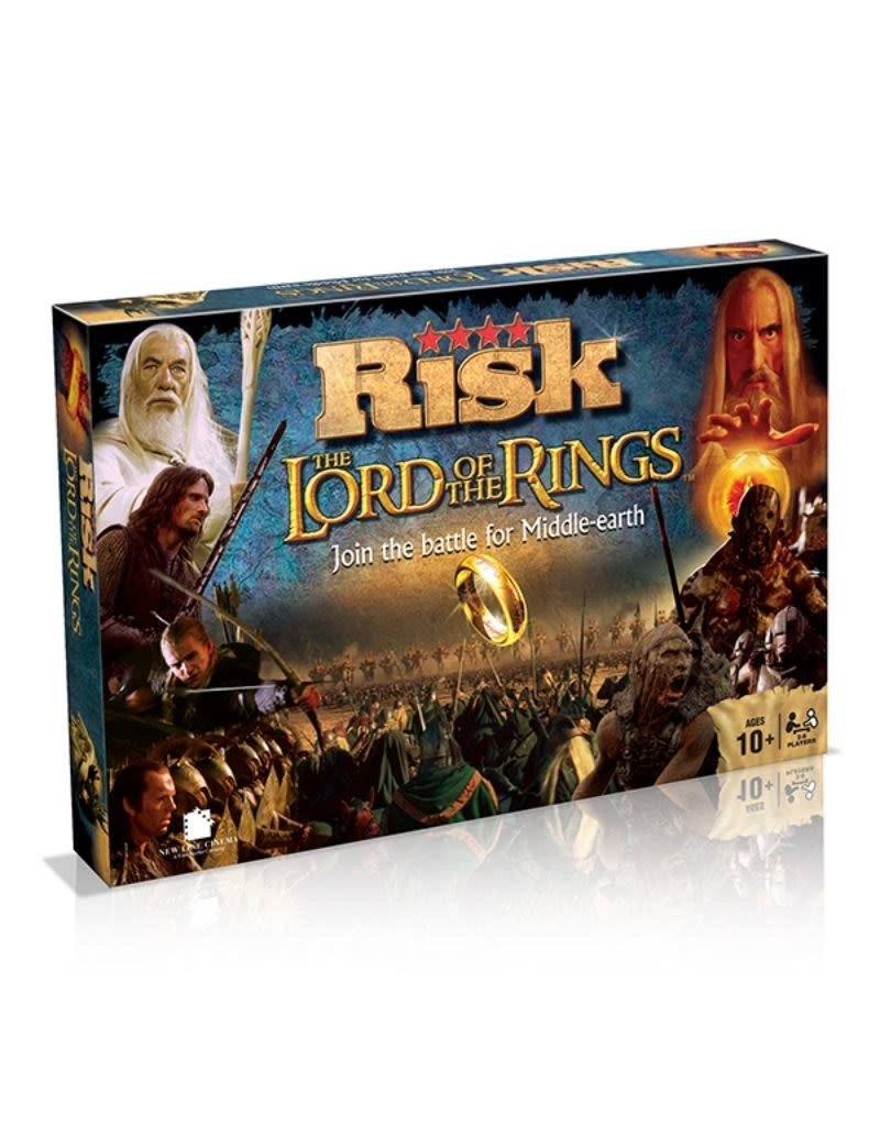 Winning  moves RISK - Lord of the Rings