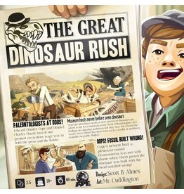 APE Games The Great Dinosaur Rush