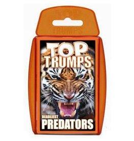 Winning  moves Top Trumps - Deadliest Predators