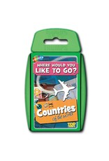 Winning  moves Top Trumps - Countries of the World
