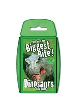 Winning  moves Top Trumps - Dinosaurs