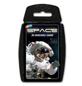 Winning  moves Top Trumps - Space