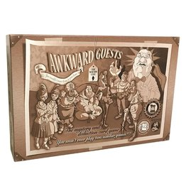 Megacorpin Games Awkward Guests - The Mr Walton Case