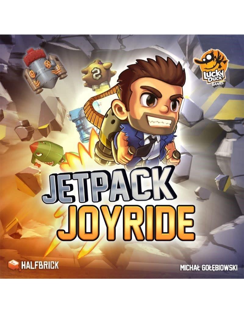 Luck Duck Games Jetpack Joyride