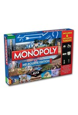 Winning  moves Monopoly - Melbourne Edition