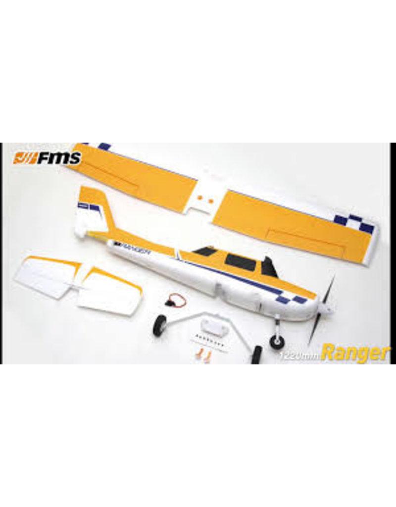 FMS FMS Ranger 1220 RTF Mode 1 with Floats