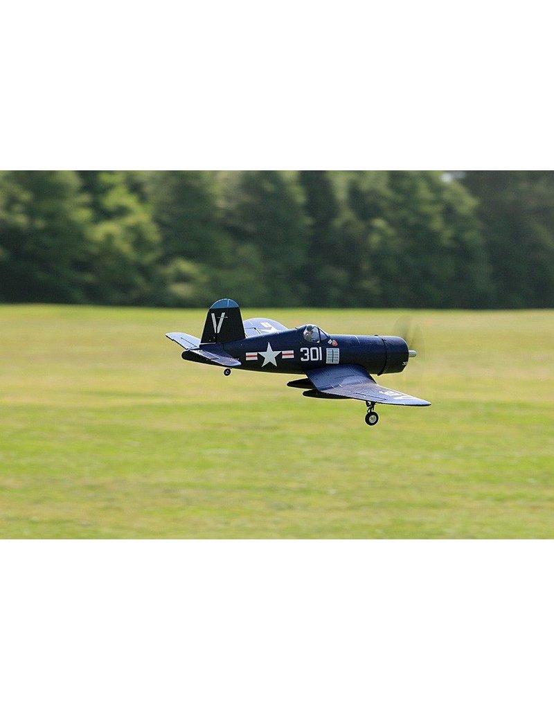 FMS F4U 800mm Corsair Royal Blue (V2) PNP