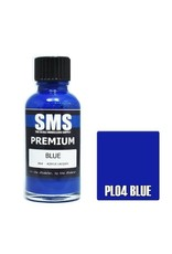 The Scale Modellers Supply Premium BLUE 30ml