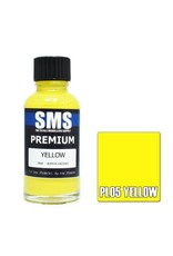 The Scale Modellers Supply Premium YELLOW 30ml