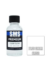 The Scale Modellers Supply Premium CLEAR GLOSS 30ml