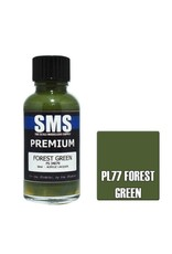 The Scale Modellers Supply Premium FOREST GREEN 30ml