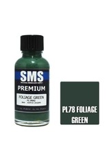 The Scale Modellers Supply Premium FOLIAGE GREEN 30ml