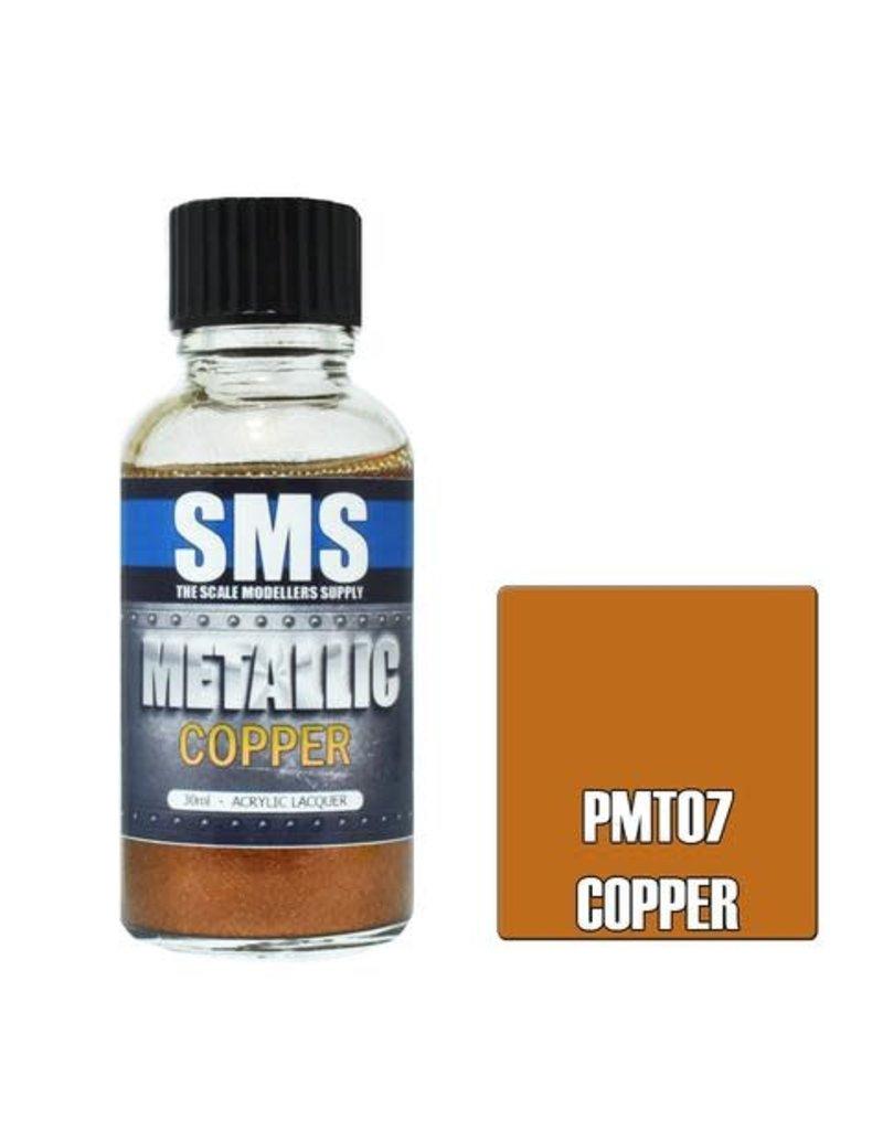 The Scale Modellers Supply Metallic COPPER 30ml