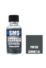 The Scale Modellers Supply Metallic GUNMETAL 30ml