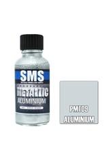 The Scale Modellers Supply Metallic ALUMINIUM 30ml