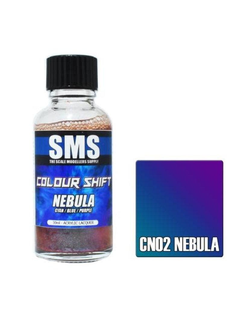 The Scale Modellers Supply Colour Shift NEBULA 30ml