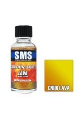 The Scale Modellers Supply Colour Shift LAVA 30ml