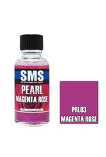 The Scale Modellers Supply Pearl MAGENTA ROSE 30ml