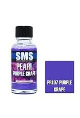 The Scale Modellers Supply Pearl PURPLE GRAPE 30ml