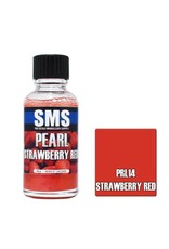 The Scale Modellers Supply Pearl STRAWBERRY RED 30ml