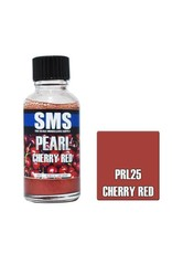 The Scale Modellers Supply Pearl CHERRY RED 30ml