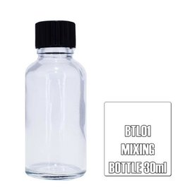 The Scale Modellers Supply Mixing Bottle 30ml