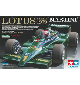Tamiya 1/20 Lotus Type 79 Martini
