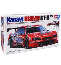 Tamiya Xanavi Nismo GT-R R34