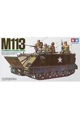 Tamiya Tamiya 35040 1/35 U.S M113 A.P.C. Plastic Model Kit