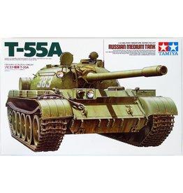 Tamiya Russian T-62A Tank