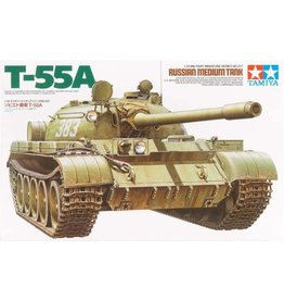 Tamiya RUSSIAN MEDIUM TANK T-55A