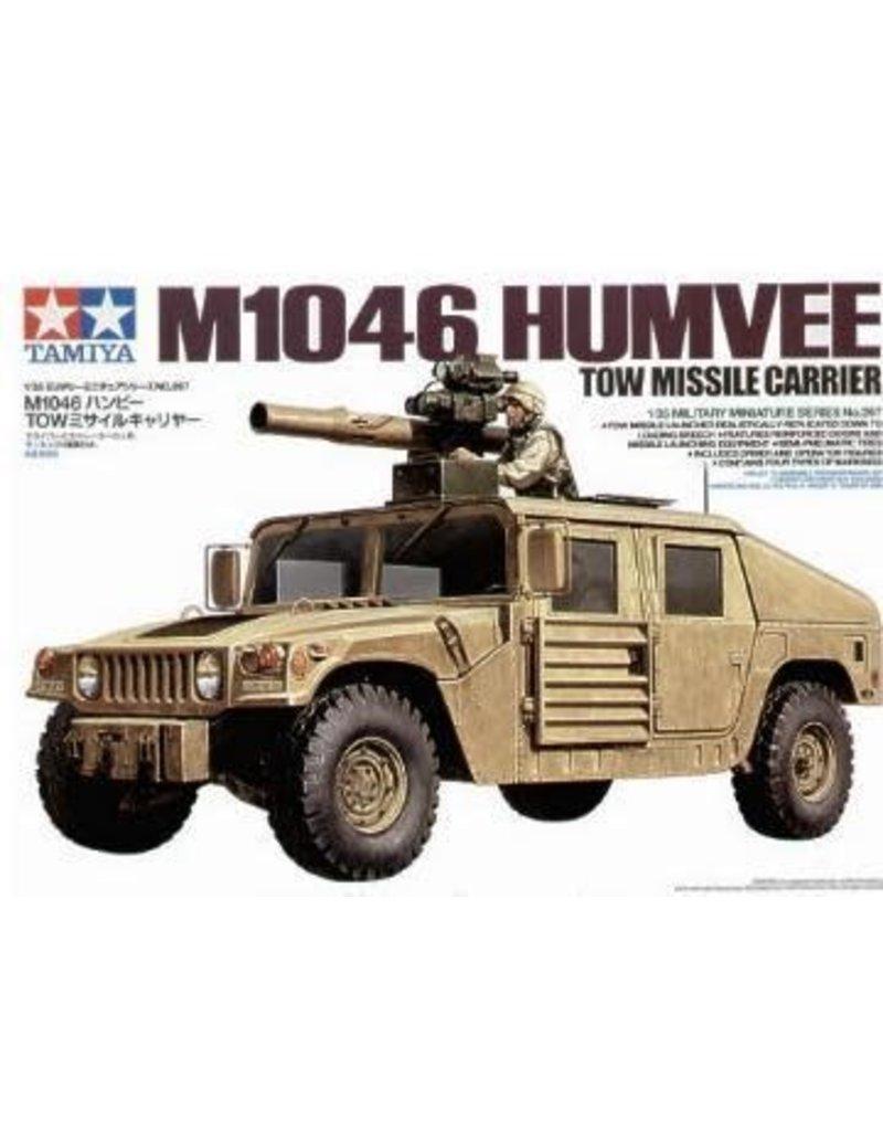 Tamiya M1046 HUMVEE TOW MISSILE