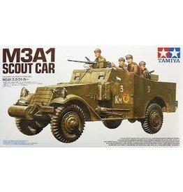 Tamiya Tamiya 35363 1/35 M3A1 Scout Car Plastic Model Kit