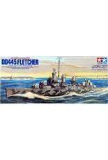 Tamiya 1/700 U.S NAVY DD445 FLETCHER