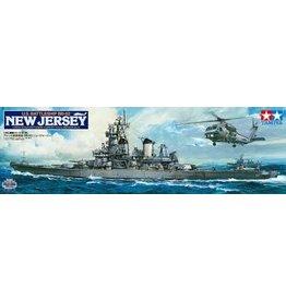 Tamiya Mokei 1/350 New Jersey (w/ Detail)