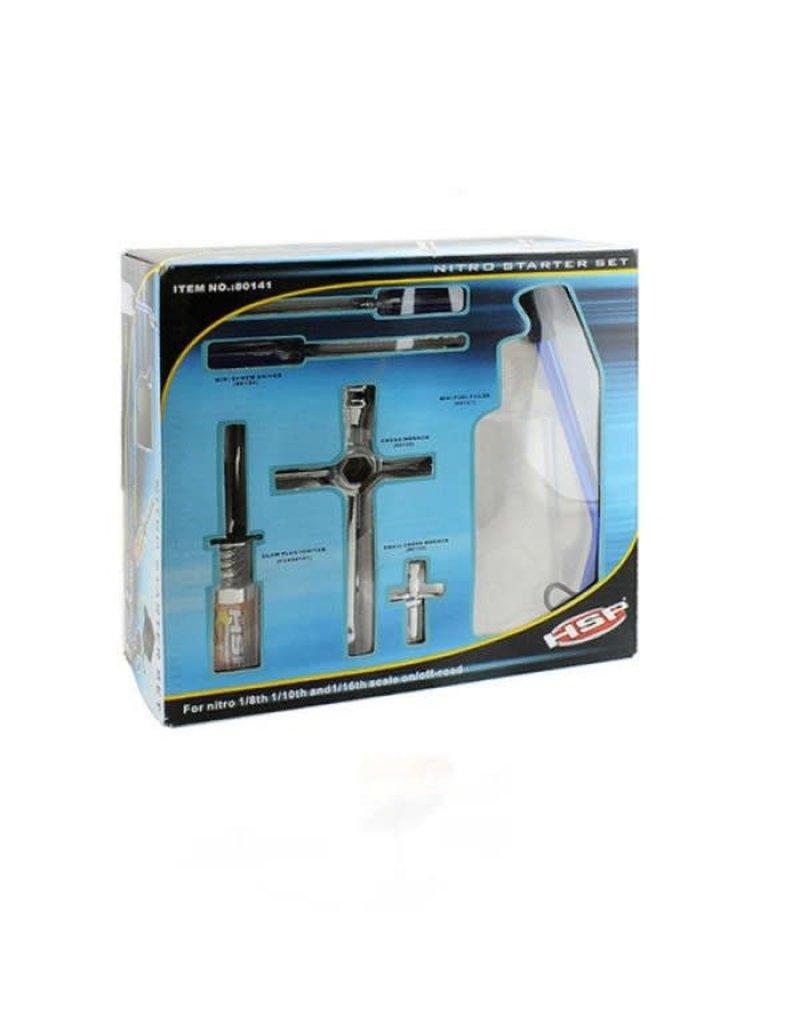 HSP HSP Nitro Starter Tool Kit
