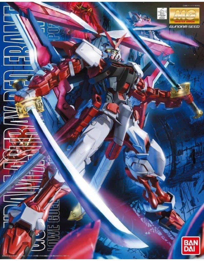 Bandai MG 1/100 ASTRAY RED FRAME REVISE